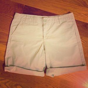 Gap Rolled Boyfriend Shorts